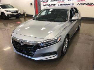 Used 2019 Honda Accord Sedan LX , no accidents, 3924 km's near new !! for sale in Halton Hills, ON
