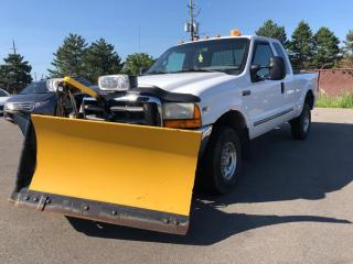 Used 1999 Ford F-250 Super Duty Supercab 4WD for sale in Brampton, ON