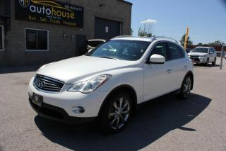 Used 2008 Infiniti EX35 AWD,LEATHER SEATS,SUNROOF,WINTER AND SUMMER TIRES for sale in Newmarket, ON