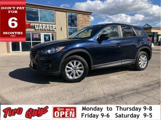 Used 2016 Mazda CX-5 GS | Nav | Sunroof | Htd Seats | Alloys | Auto | for sale in St Catharines, ON