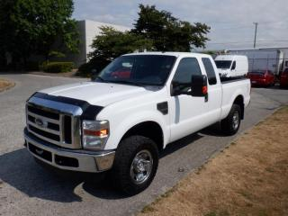 Used 2009 Ford F-250 XLT SD SuperCab 6.5 Foot Bed 4WD for sale in Burnaby, BC