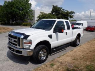 Used 2008 Ford F-250 XLT SD SuperCab 6.5 Foot Bed 4WD for sale in Burnaby, BC