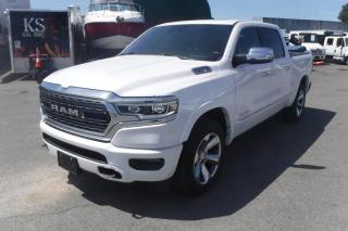 Used 2020 RAM 1500 Limited Crew Cab Eco Diesel 4WD for sale in Burnaby, BC