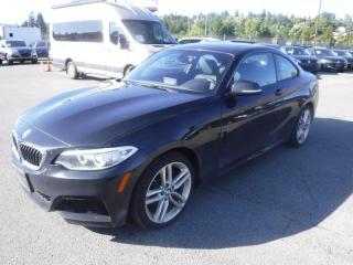 Used 2016 BMW 2-Series 228i xDrive Coupe AWD for sale in Burnaby, BC