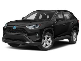 New 2020 Toyota RAV4 Hybrid LE for sale in Grand Falls-Windsor, NL