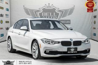 Used 2017 BMW 3 Series 320i xDrive, AWD, NAVI, REAR CAM, B.SPOT, SUNROOF for sale in Toronto, ON