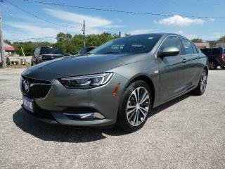 Used 2018 Buick Regal Sportback Preferred II | Remote Start | Navigation | Sunroof for sale in Essex, ON