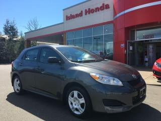 Used 2011 Toyota Matrix BASE for sale in Courtenay, BC