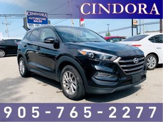 Used 2016 Hyundai Tucson Premium, AWD, Backup Cam, Heated Seats for sale in Caledonia, ON
