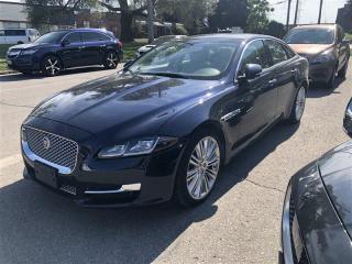 Used 2016 Jaguar XJ Portfolio, NAV, CAM, LEATHER, HEATED, BLUETOOTH for sale in Toronto, ON