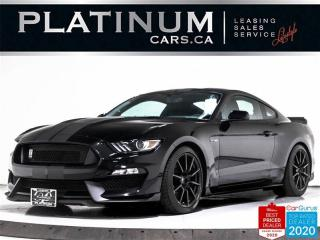Used 2017 Ford Mustang Shelby GT350, 526HP, MANUAL, BREMBO, RECARO, NAV for sale in Toronto, ON