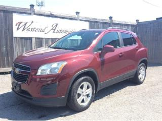 Used 2013 Chevrolet Trax LT for sale in Stittsville, ON