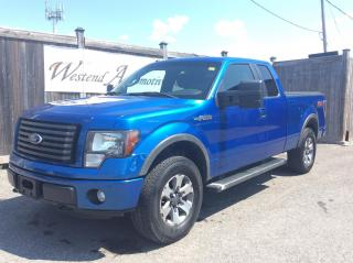 Used 2012 Ford F-150 FX4 for sale in Stittsville, ON