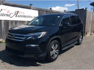 Used 2016 Honda Pilot EX-L for sale in Stittsville, ON