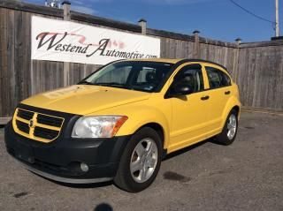 Used 2007 Dodge Caliber SXT for sale in Stittsville, ON