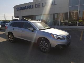 Used 2016 Subaru Outback Limited AWD** Cuir Toit Navigation ** for sale in Laval, QC