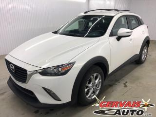 Used 2017 Mazda CX-3 GS AWD GPS MAGS CAMÉRA BLUETOOTH *Traction intégrale* for sale in Trois-Rivières, QC