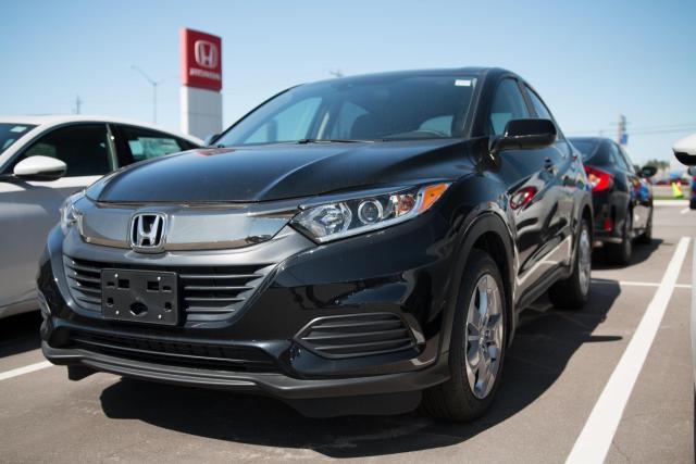 2020 Honda HR-V LX 4WD HR-V 5 DOORS