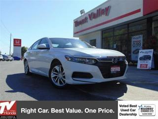 Used 2018 Honda Accord LX for sale in Peterborough, ON