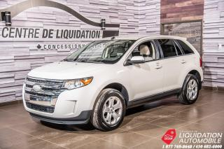 Used 2012 Ford Edge SEL+AWD+MAGS+GR ELECTRIQUE for sale in Laval, QC