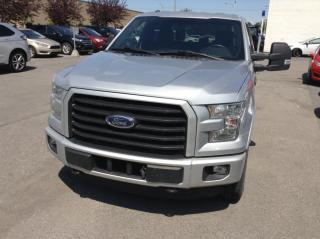 Used 2015 Ford F-150 Cab SuperCrew 4RM 157 po XLT for sale in Montréal, QC