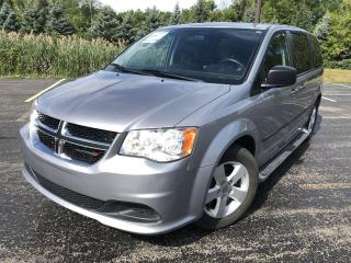 Used 2015 Dodge Grand Caravan SE ACCESSIBILITY 2WD for sale in Cayuga, ON