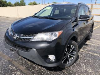 Used 2015 Toyota RAV4 XLE AWD for sale in Cayuga, ON