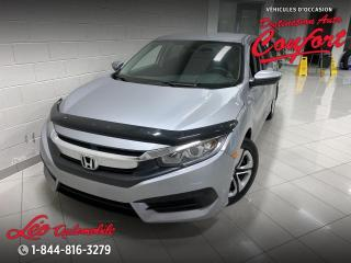 Used 2016 Honda Civic LX 4 portes CVT for sale in Chicoutimi, QC