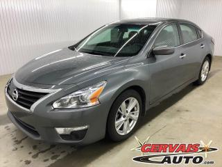 Used 2015 Nissan Altima SV MAGS TOIT OUVRANT BLUETOOTH CAMÉRA for sale in Shawinigan, QC