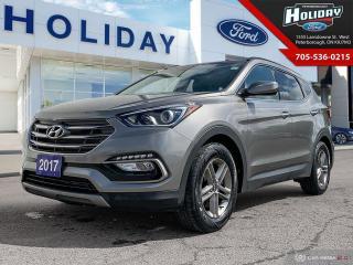 Used 2017 Hyundai Santa Fe SPORT PREMIUM for sale in Peterborough, ON