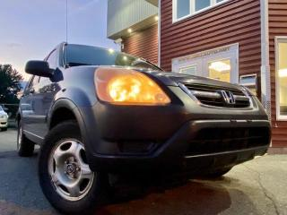 Used 2003 Honda CR-V 4 roues motrices, boîte automatique - LX for sale in Drummondville, QC
