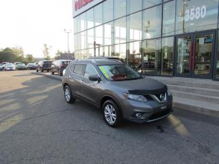 Used 2016 Nissan Rogue SV AWD MAIN LIBRE*CAMÉRA*SIÈGES CHAUFFAN for sale in Lévis, QC