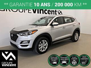Used 2019 Hyundai Tucson PREFERRED ** GARANTIE 10 ANS ** Liquidation 2019! for sale in Shawinigan, QC