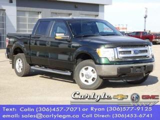 Used 2013 Ford F-150 Cloth Bench, 17 Alloys for sale in Carlyle, SK