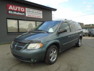 Used 2006 Dodge Grand Caravan SXT STOWNGO ** UN AUBAINE ** for sale in St-Hubert, QC