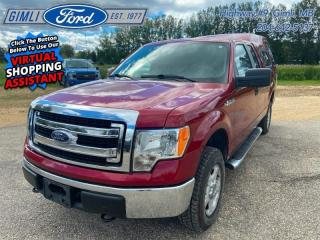 Used 2013 Ford F-150 XLT for sale in Gimli, MB