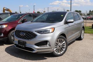 New 2020 Ford Edge Titanium for sale in Tillsonburg, ON