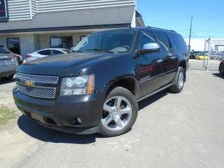 Used 2012 Chevrolet Suburban 4 RM 4 portes 1500 LTZ for sale in Mirabel, QC