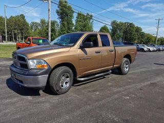 Used 2012 RAM 1500 ST for sale in Madoc, ON