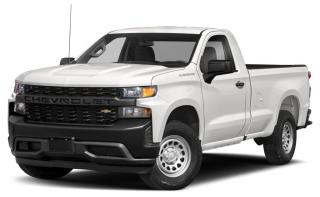 New 2020 Chevrolet Silverado 1500 Work Truck for sale in Brampton, ON