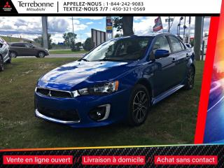 Used 2017 Mitsubishi Lancer LIMITED + AWC/AWD/4X4 +TOIT OUVRANT+PNEUS D'HIVER for sale in Terrebonne, QC