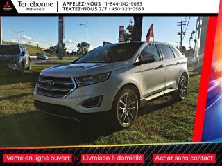 Used 2016 Ford Edge TITANIUM*AWD*GPS*TOIT PANO*CUIR*CRUISE ADAPTATIF*P for sale in Terrebonne, QC