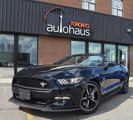 Used 2016 Ford Mustang GT V8 Premium/NAVI/LEATH/CLOTH/LOADED for sale in Concord, ON