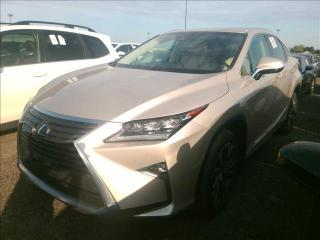 Used 2017 Lexus RX 350 EXECUTIVE/BSM/LDW/NAVI/SUNROOF for sale in Concord, ON