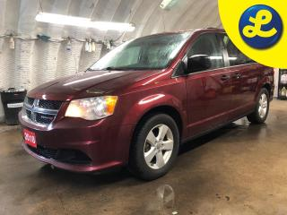 Used 2018 Dodge Grand Caravan SE Plus * Stow N Go * 3.6L Pentastar VVT V6 * Power windows with front one touch down * Second row power windows * Third row power quarter vented wind for sale in Cambridge, ON