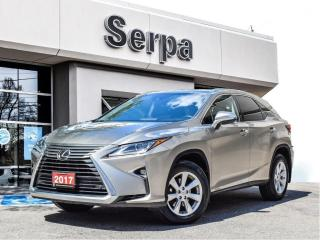 Used 2017 Lexus RX 350 |LEATHER|ROOF|REARCAM|SINGLEOWNER| for sale in Toronto, ON