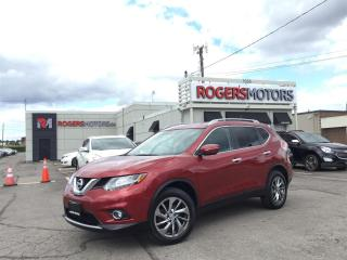 Used 2015 Nissan Rogue 2.99% Financing - SL AWD - NAVI - PANO ROOF - 360 CAMERA for sale in Oakville, ON