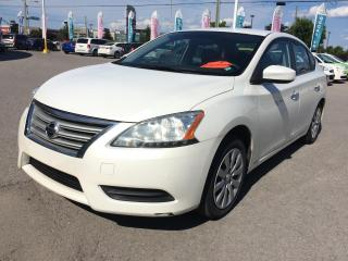 Used 2014 Nissan Sentra 4DR SDN CVT S for sale in Gatineau, QC