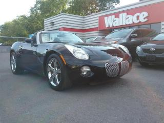 Used 2007 Pontiac Solstice Convertible  Leather Seats  5spd for sale in Ottawa, ON