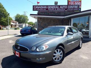 Used 2005 Buick Allure CXL for sale in Scarborough, ON
